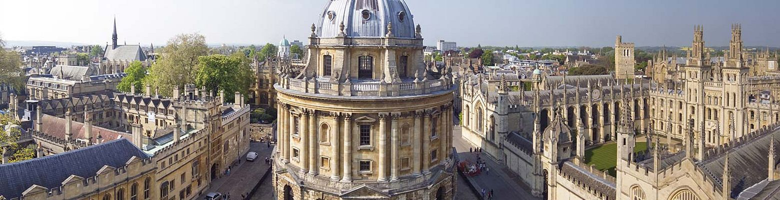 SFA Sprachferien in Oxford um British English zu lernen